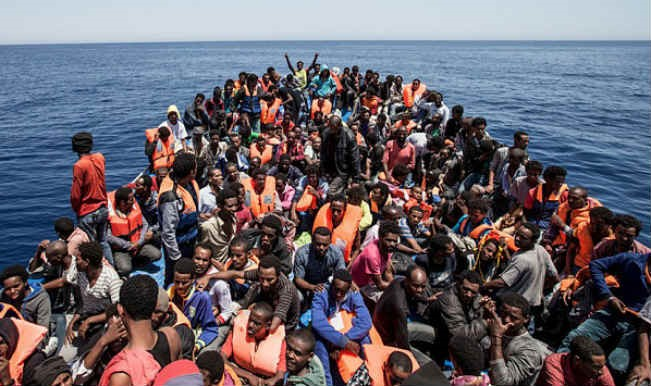 108 additional migrants intercepted off Libyan coast